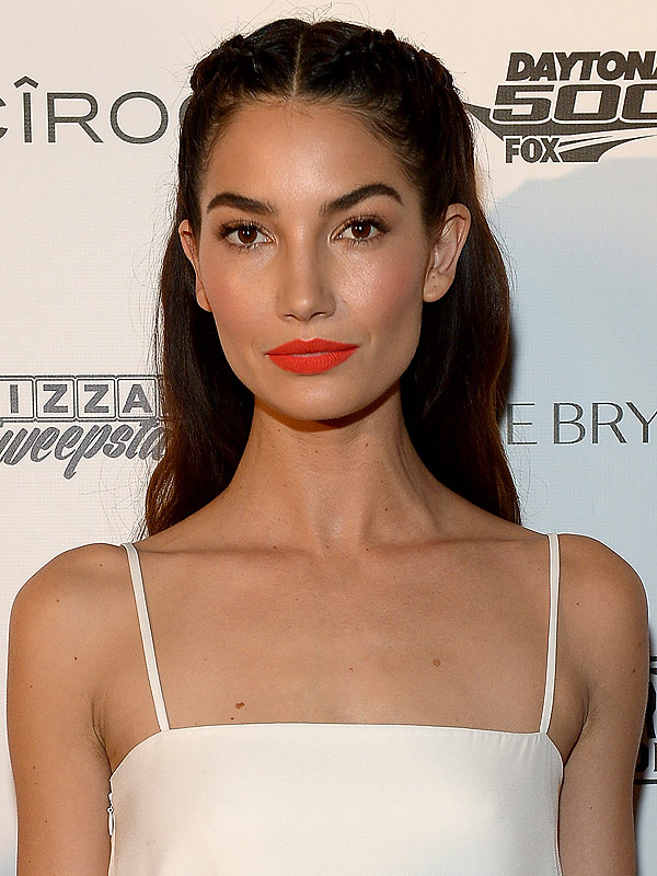 Lily Aldridge makeup how to
