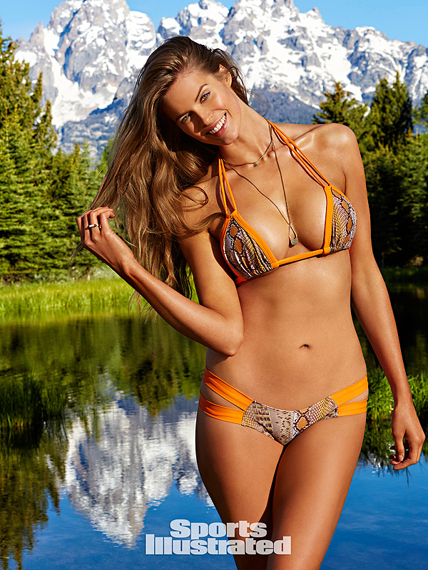 Robyn Lawley Sports Illustrated Swimsuit Issue